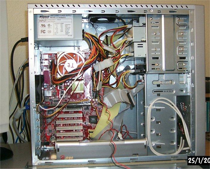 Msi kt4v ms-6712 motherboard