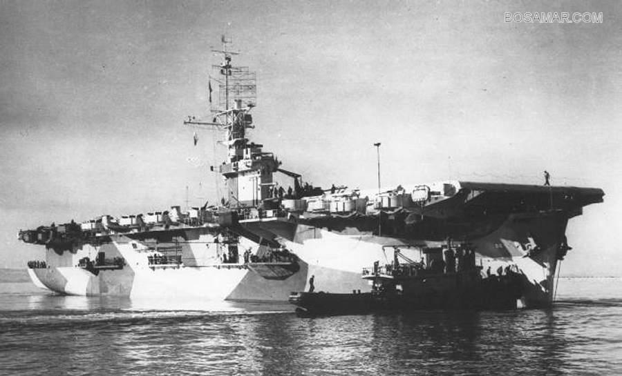 Twin City Motors >> USS White Plains (CVE 66) - BOSAMAR.COM